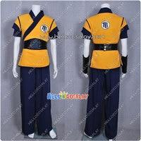 DBZ Dragon Ball Z Cosplay Goku Costume H008