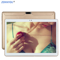 10/1 inches Tablet PC Android 8.0 3G Phone Call Octa Core 4GB Ram 32GB Rom Built in 3G Bluetooth Wi Fi GPS Tablet PC 10.6