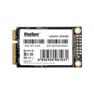 Image 1 - KingSpec mSATA SATA3 2 to SSD 1 to Mini disque dur SATA disque SSD Module de disque SSD pour HP Aser
