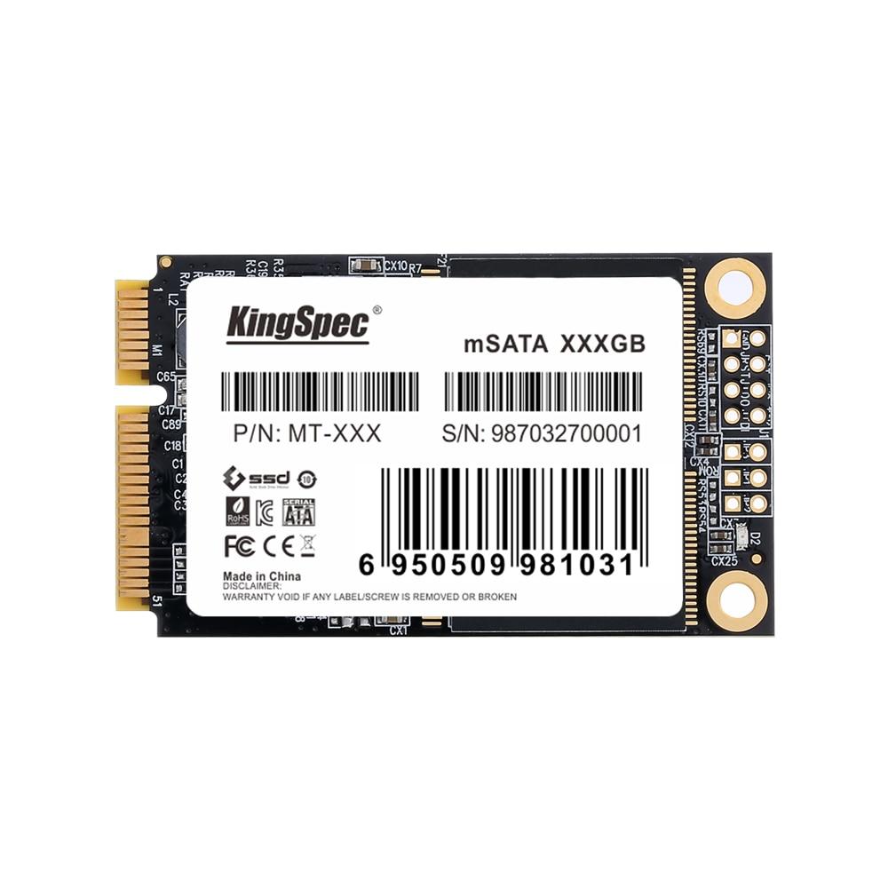 KingSpec mSATA SATA3 2tb SSD 1TB Mini SATA Hard Drive Disk SSD Solid State Drive Module Voor HP aser-in Interne Solide Aandrijfstations van Computer & Kantoor op AliExpress - 11.11_Dubbel 11Vrijgezellendag 1