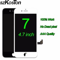 SZKOSTON Original LCD For IPhone 6 6s 6 Plus 6s Plus 7 LCD Display With Touch