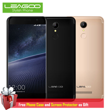 Leagoo M5 Edge 4G Smartphone Fingerprint 5.0 Inch HD 2GB RAM 16GB ROM Android 6.0 Quad Core 2000mAh 13MP GPS Unlocked Cell Phone