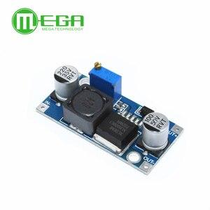 Image 1 - Módulo de refuerzo de fuente de alimentación, salida ajustable, Super LM2577, unids/lote, XL6009, DC DC, nuevo, 100