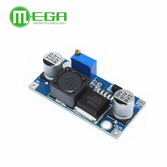 Módulo de refuerzo de fuente de alimentación, salida ajustable, Super LM2577, unids/lote, XL6009, DC DC, nuevo, 100