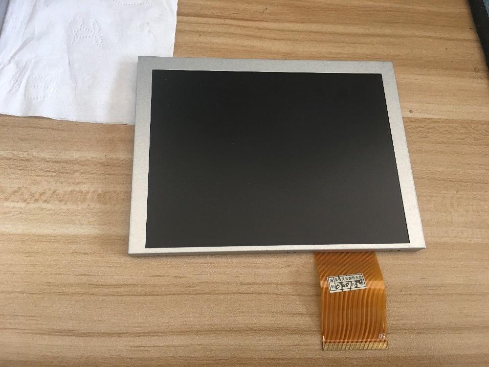 5.0 ''5.0 polegada TFT LCD Tela Digital AT050TN22 V.1 VGA 640 (RGB) * 480 640*480 50PIN cabo original
