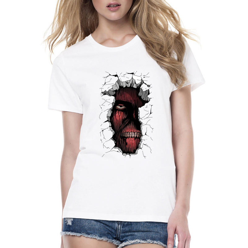 Attack on Titan T shirts for Girls