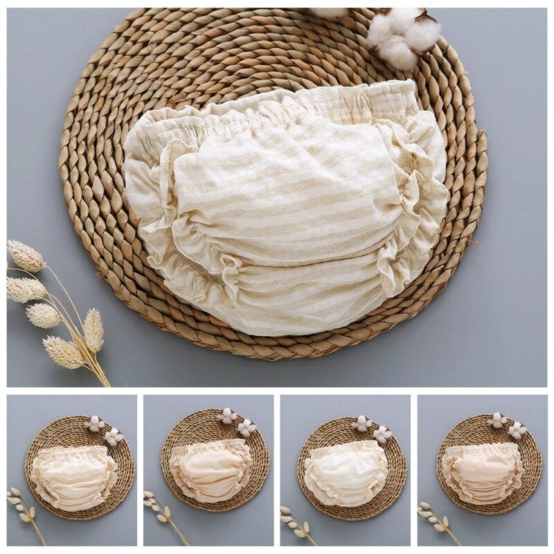 0-2y Baby Baby Meisjes Driehoek Ondergoed Katoen Brood Broek Peuter Meisje Slips Zuigeling Onderbroek Shorts Duurzame Modellering