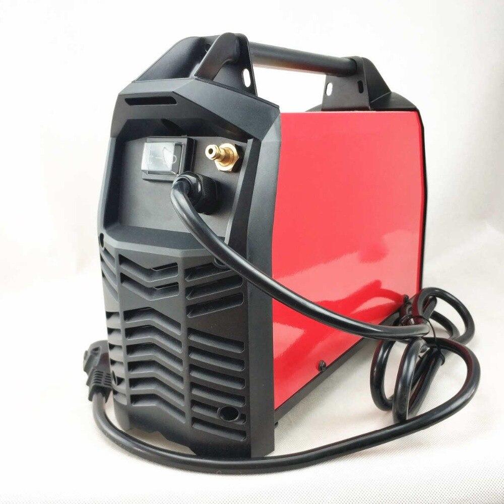 Image 4 - Professional Digital TIG 200A Pulse Welding Machine Hot Start HF Ignition Anti Stick Arc Force CE IGBT Inverter MMA TIG Weldertig 200ainverter welderwelding machine -