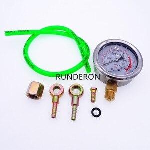 Image 5 - محرك نظام الوقود شاحن توربيني مقياس ضغط الزيت 0.1Mpa اختبار التشخيص عدة أدوات عالية الدقة للصدمات