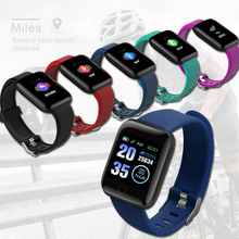 Wholesale 116 PLUS Smart Watch Wristband Bracelet Pedometer Sport Fitness Tracker smart