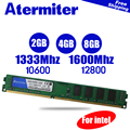 New 4GB DDR3 PC3-12800 1600MHz Desktop PC DIMM Memory RAM 240 pins (For intel amd) Fully compatible System High Compatible 4G 2G