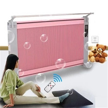 YST01-2,Movable electric heater,Portable,Carbon crystal heater, energy-saving wall hanging type, intelligent, waterproof heater