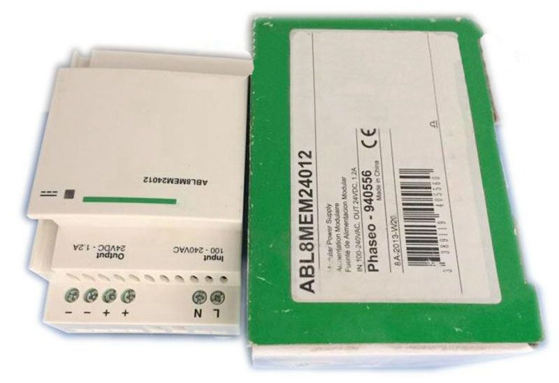 цена на Original authentic switching power supply ABL8MEM24012 24V 1.2A