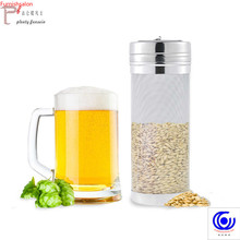 300 Micron Stainless Steel Hop Spider Mesh Beer Filter For Homemade Brew Home Wine Coffee Dry Hopper 7x18cm 7x29cm tools