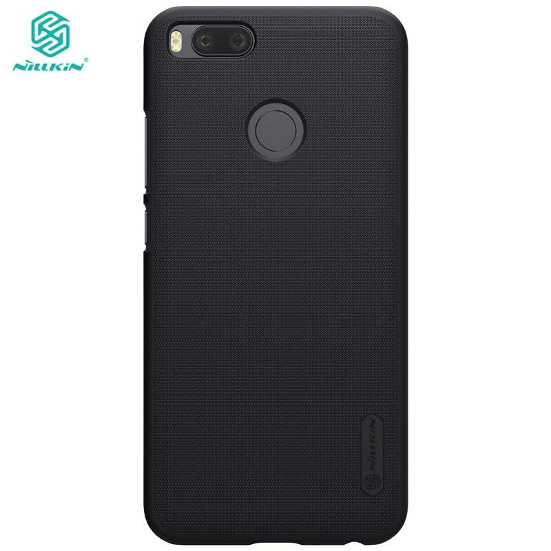 Xiaomi Mi 6X Case Mi 5X Cover 5.5 inch Nillkin Frosted Shield Case Cover for Xiaomi Mi 6X / Mi5X / Mi6X Gift Screen Protector