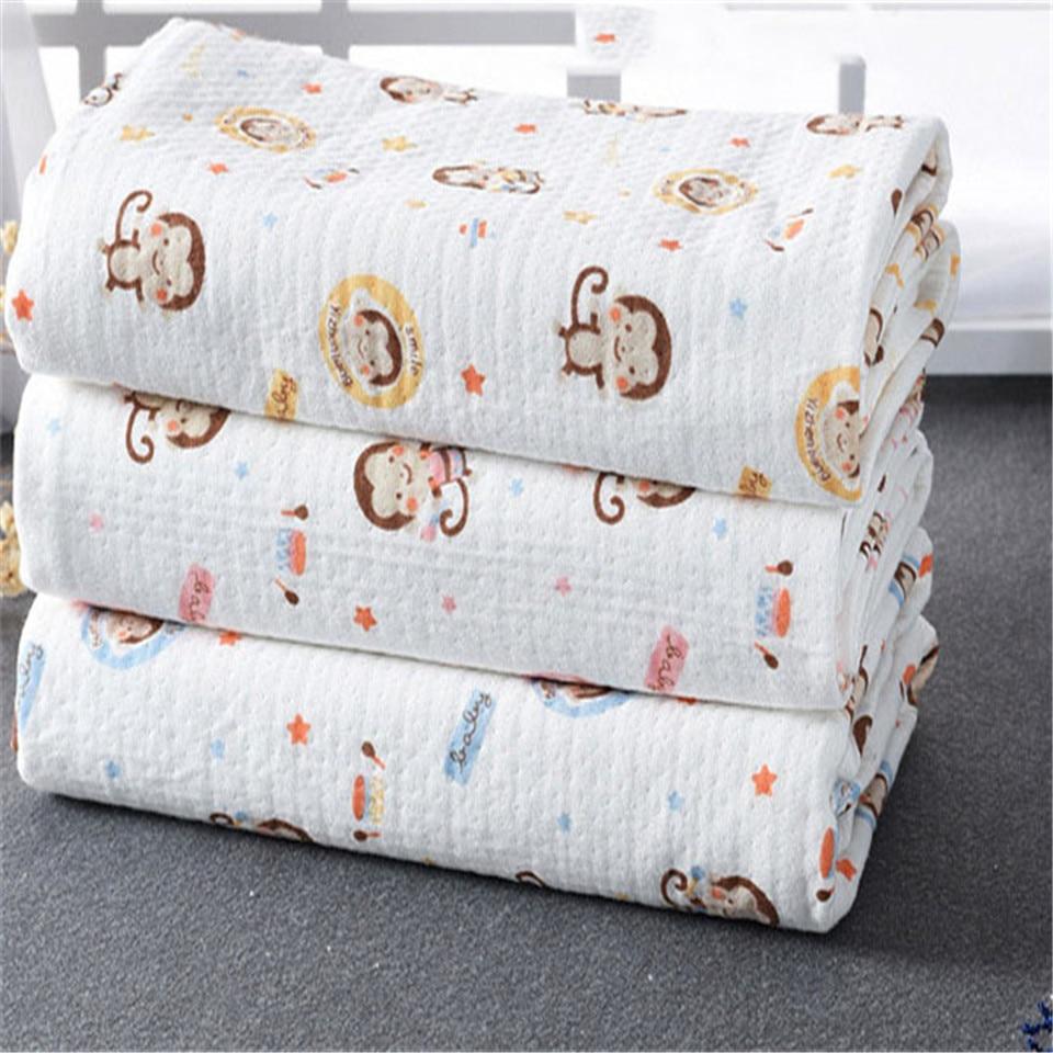 Waterdicht Bed Matrasbeschermer Babyluier Aankleedkussen Pasgeboren - Luiers en zindelijkheidstraining - Foto 2
