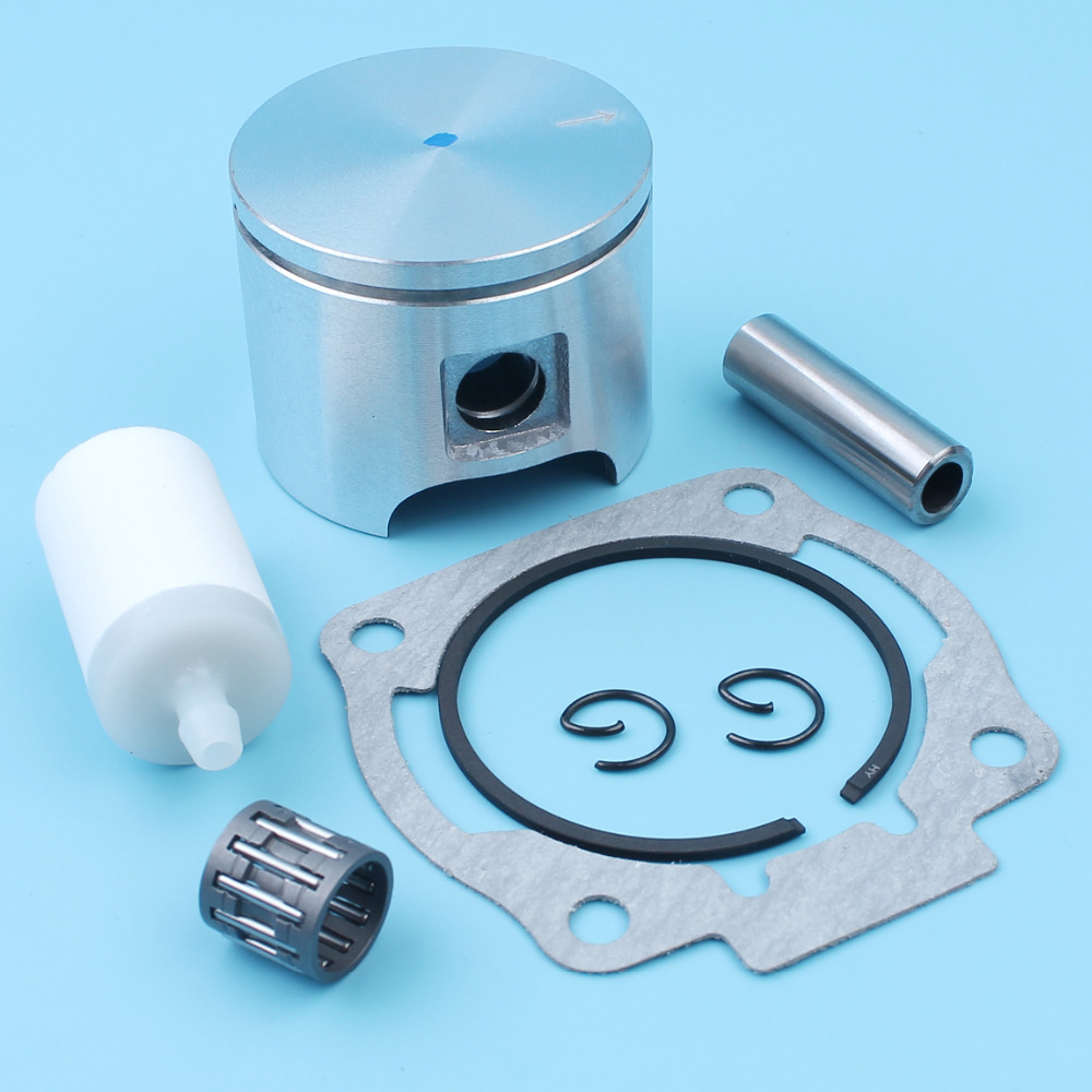 Replace OEM For 503608171,503608101. You Will Receive: 1 x Piston, 1 x Pin,  1 x Ring, 2 x Circlip, 1 x Needle Bearing, 1 x Fuel Filter, 1 x Cylinder  Gasket.