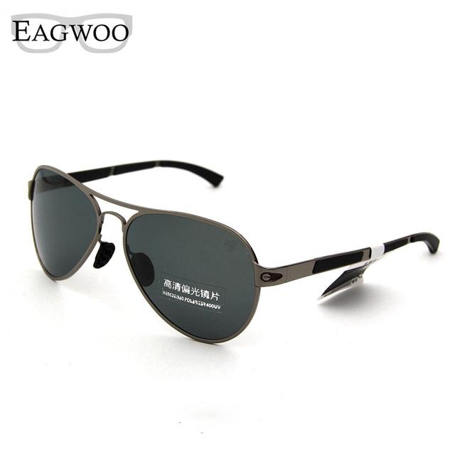 Gafas de Sol polarizadas de Los Hombres de Conducción Gafas de Sol Al Aire Libre Gran Cara Cuadrada Anti UV Antideslumbrante De Sol Masculino gafas de Sol 89166