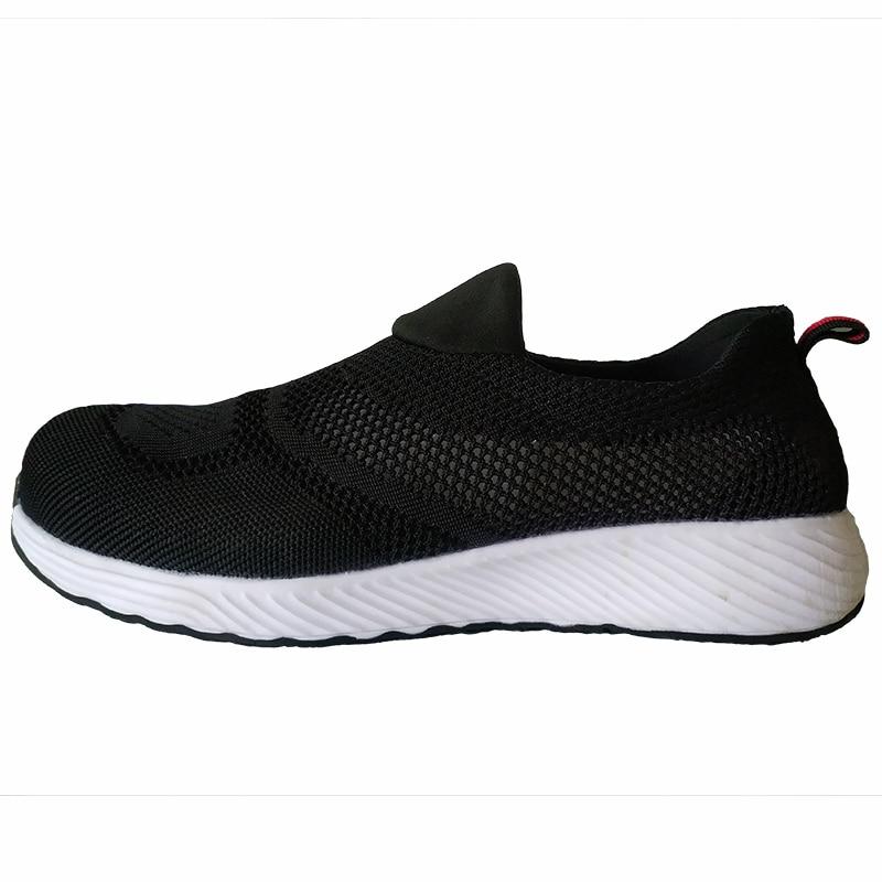 Appartements Hommes Acier forme En Plate Constructeur Respirant Embout Bottes Travail Sécurité D'été Mode Taille Grande Nouveau De Chaussures Sandales 7gtAxw8fq