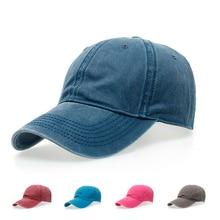 Unisex baseballová čepice v několika barvách