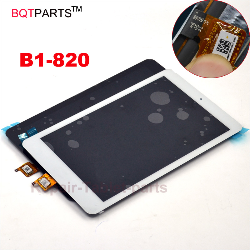 White Black 8 Inch screen For Acer Iconia One 8 B1-820 lcd display with  Digitizer Touch screen Panel assembly 100% Tested new 10 1 inch for acer iconia tab 10 a3 a20 a20 lcd display with touch screen panel digitizer sensor assembly free shipping