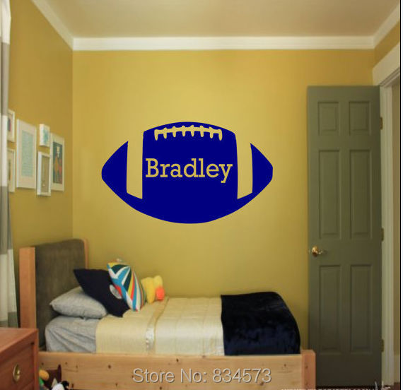 Football Wall Murals For Kids