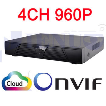 Free Shipping Jienuo Cctv 960p Nvr for Ip Camera Recorder Support Onvif 2.0 Vga Hdmi P2p Network Video free shipping 2016 new cctv dahua nvr 16ch 8 poe network video recorder nvr4216 8p 4ch alarm in and 2ch relay out support onvif