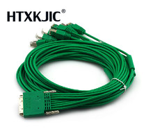 CAB HD8 ASYNC 68pin to 8 x RJ45 Cable connectors 3m 10ft 8 port EIA 232