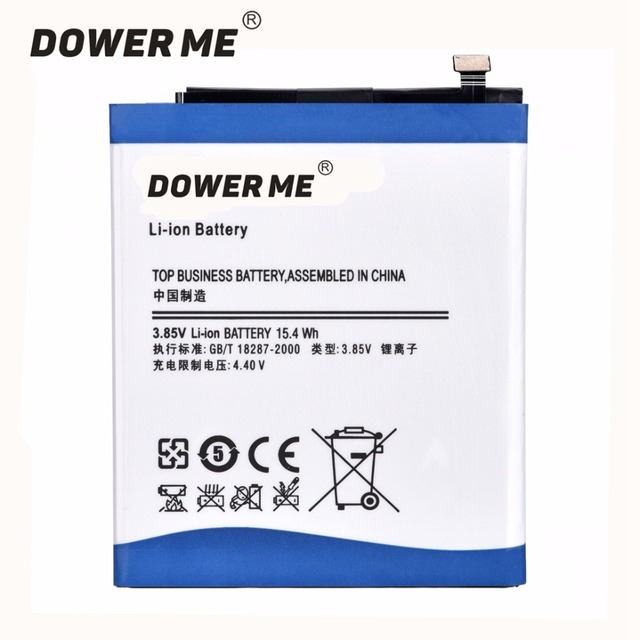 DORWEE New 4000mAh BN41  Li-ion  Replacement Battery For xiaomi Redmi Note 4 Hongmi Note 4 + Free tools