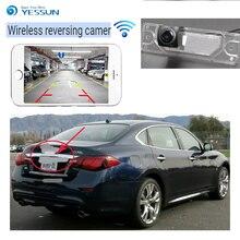 YESSUN new HD night vision waterproof car reversing wireless camera For Infiniti Q70 Q70L Nissan Fuga Vision backup