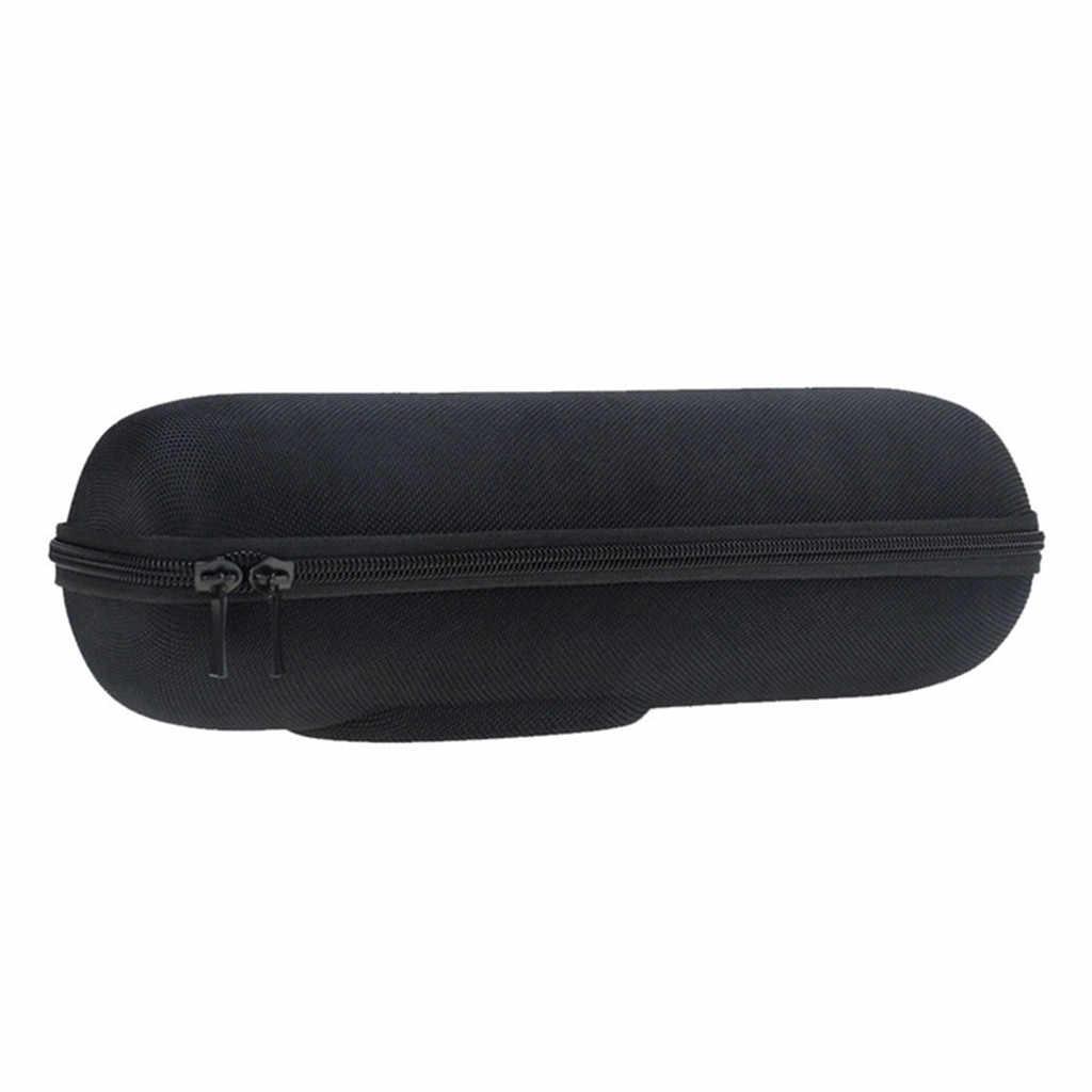 EPULA 防水ポータブルジッパー Bluetooth スピーカーバッグ JBL 充電 4 スピーカー EVA ハード収納ケースカバーショルダーキャリーバッグ