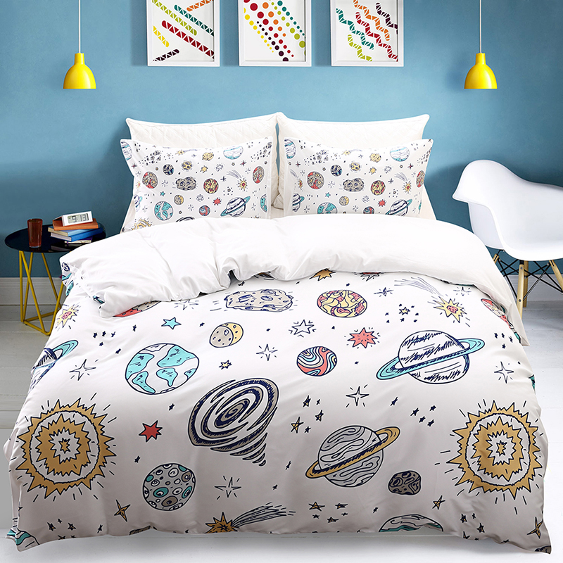Bedding textile three-piece set of 2/3 family kit King size Quilt pillowcase Two pieces set down quilt without bed linen homeBedding textile three-piece set of 2/3 family kit King size Quilt pillowcase Two pieces set down quilt without bed linen home