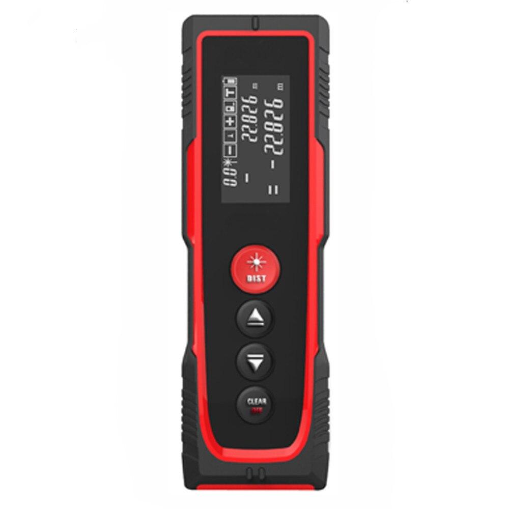 New High Accuracy Professional Bluetooth Digital Laser Range Finder Ruler Y100 Handheld Laser Rabgefinder 100M Distance Meter стоимость