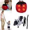 Envío libre de Múltiples Funciones del Niño del Bebé Niños Caminar Walker Arnés de Seguridad Bolsas Mochila Anti-Pérdida de 2 Estilos vendedores calientes