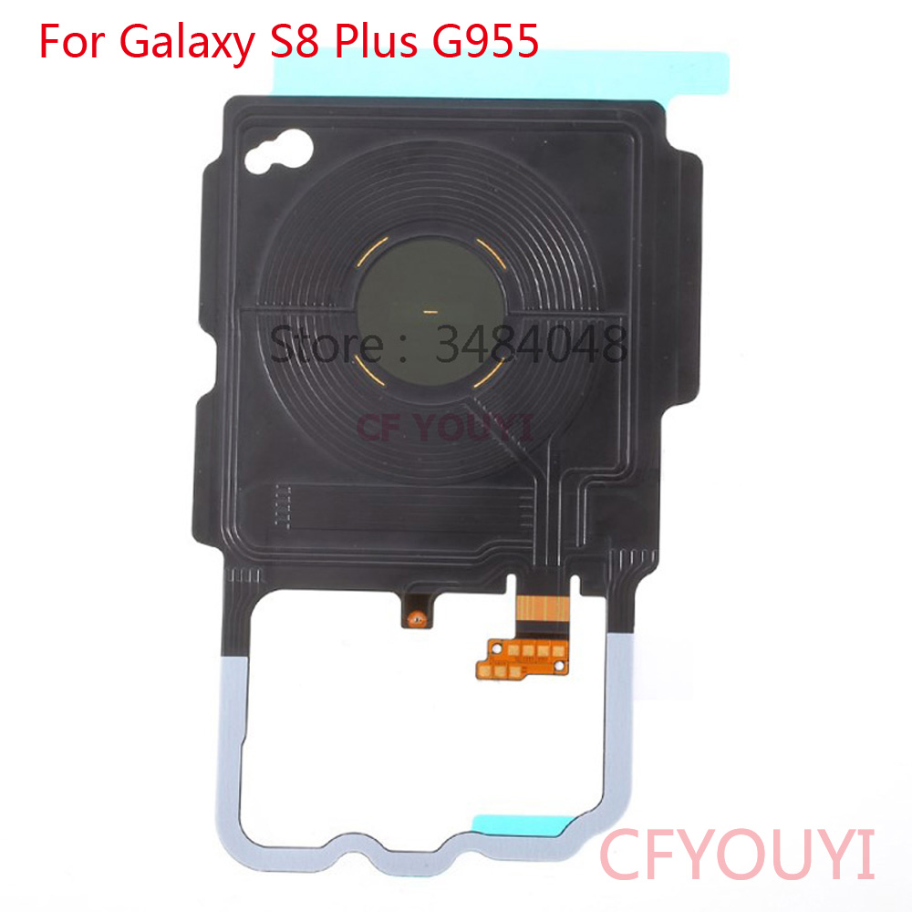 10pcs/lot For Samsung Galaxy <font><b>S8</b></font> Plus G955 <font><b>NFC</b></font> Antenna Repair Part image