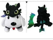 New Fleece Pet Cat&Dog Costumes Fly Dragon Halloween Dog Costume Warm Fleece Dogs Clothes Cute Jumpsuit Four Legs Pet Clothing