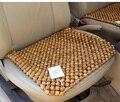 1 пк дерево бусины лето universal автокресло подушка seat крышки комплект опоры для внутри автомобиль аксессуары