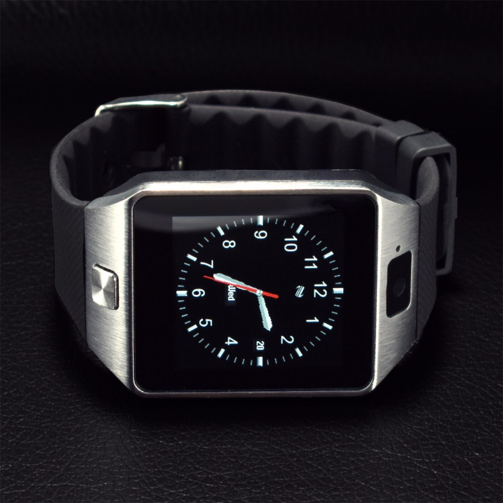 Smart Watch For Android Support memory Card Sim GPRS 1.54'' IPS Wrist Bracelet S
