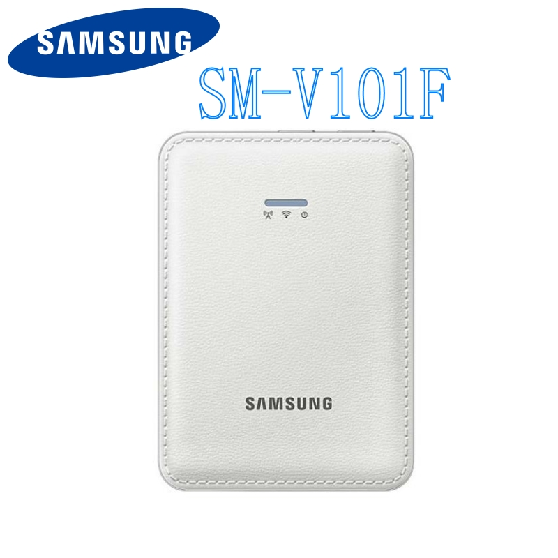 Unlocked 4g Modem Samsung SM-V101F 4G LTE Cat4 150Mbps Mobile WiFi Router PK HUAWEI E5573 E5575 E5770