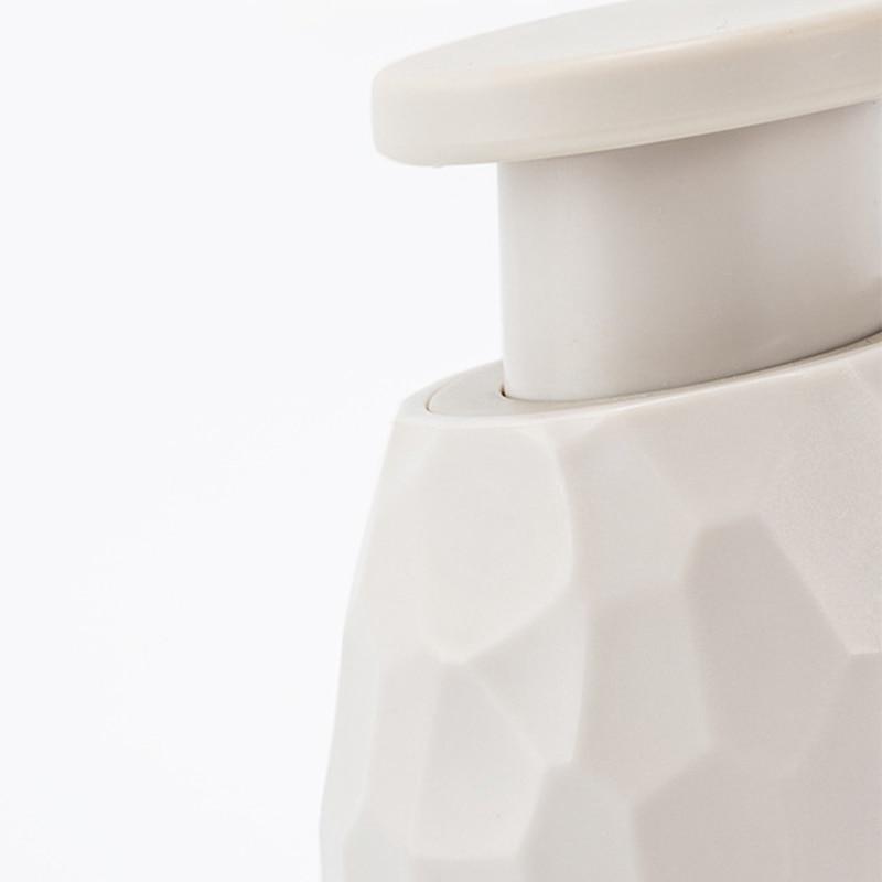400Ml Creative One Hand Soap Dispenser Facial Cleanser Shower Gel Bottle Environmentally Friendly For Home Hotel 400Ml Creative One-Hand Soap Dispenser Facial Cleanser Shower Gel Bottle Environmentally Friendly For Home Hotel Bathroom