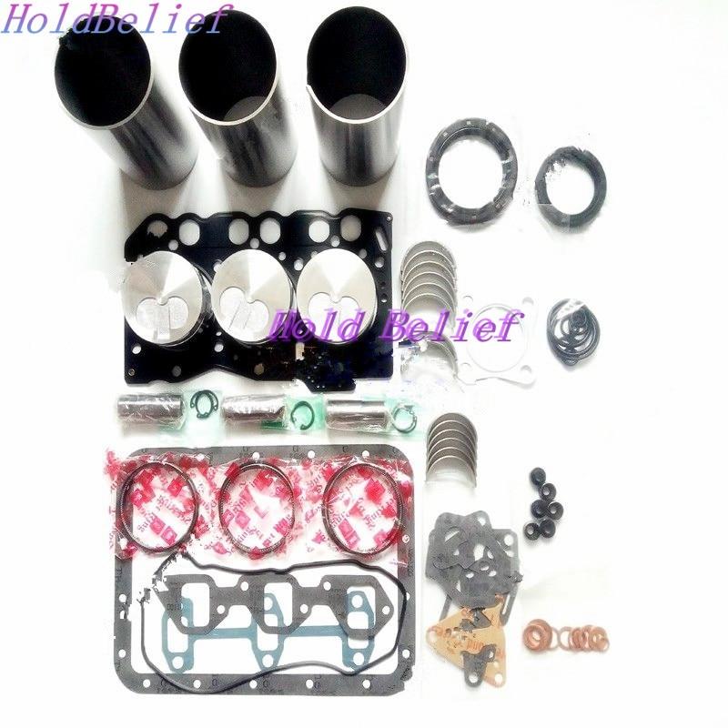 3TN66 3TN66 UJオーバーホールを再構築キット用ヤンマーエンジンジョンディア330 332トラクター - HoldBelief Professional Spare Parts Store