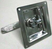 Truck Lock Door Hardware Electric Cabinet Lock Fire Box Toolcase Lock Industrial Engineering Machinery Equipment Handle