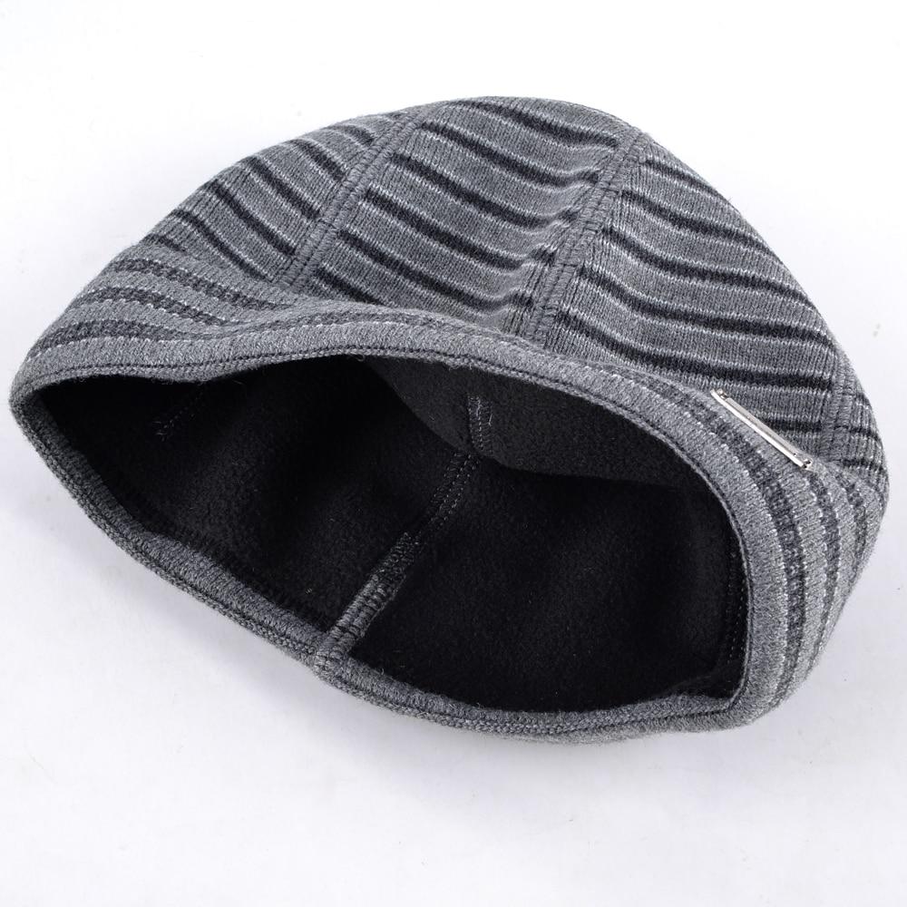2dc068c03a4 2018 Winter Hats Beanies For Men Gorro Beanie Fringe Designer Plus ...