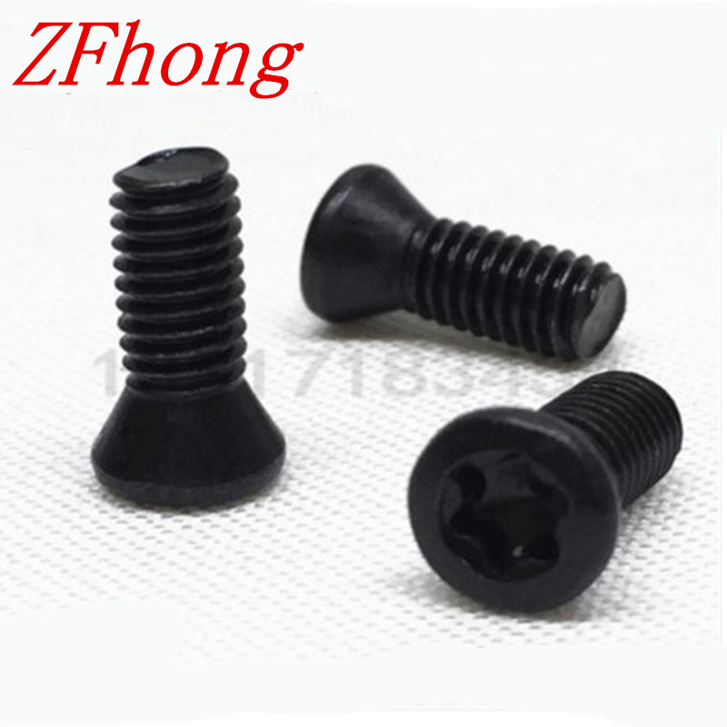100pcs M2 M2.2,M2.5, M3,M3.5,M4,M5 CNC Tool Screw, Insert Torx Screw CNC Bar Replaces Carbide Inserts CNC Lathe 50pcs m4 x 9mm insert torx screw for replaces carbide inserts cnc lathe tool