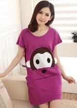 Free Shipping sleepwear lovely princess leisurewear sleepdress women nightgown sleepshirt nightwear