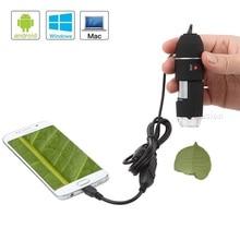 1600X 8LED Лупа камера цифровой электронный микроскоп мини Ручной USB микроскоп Эндоскоп зум Камера