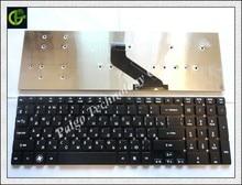 Russian Keyboard for Acer Aspire V3-551 V3-551G V3-571 V3-571G V3-731 V3-771 V3-771G BLACK RU version