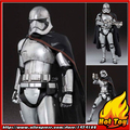 "100% Original BANDAI Tamashii Nations S.H.Figuarts (SHF) Action Figure - Captain Phasma from ""Star Wars: The Force Awakens"""