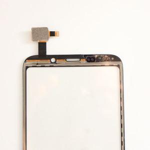 Image 4 - Bluboo S8 Touch Screen Panel 100% Garantie Nieuwe Originele Glas Panel Touch Screen Glas Voor Bluboo S8 + Tool lijm