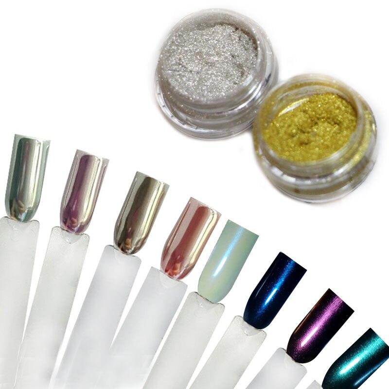 Aliexpress.com : Buy 12 Colors Bling Mirror Glitter Chrome